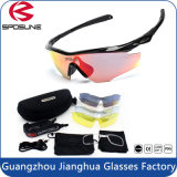 Univeral Fit Unisex Sports Inspired Design Anti Fog Performance Safety Eyewear