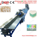 Professional Automatic Cotton Swab Making and Packing Machine