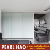 Sliding Door Acrylic White Bedroom Wardrobe Furniture