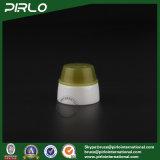 8g White New Design Plastic Screw Empty Eye Cream Cosmetic Jars