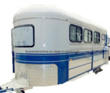 Three Horse Trailer/Horse Floats Angel Load with Kitchen and Beds