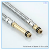 Stainless Steel Braided Faucet Flexible Hose with Good EPDM Inner