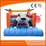 2017 Factory Price Inflatable Dog Bouncy Obstacle Course (T8-353)