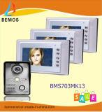 7 Inch Smart Video Door Phone Doorbell Intercom Kit for Apartment
