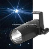 Professional Disco Light 3W DMX 512 LED Pinspot Light Fast Shipping