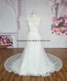 Luxury Heavy Beaded Lace Mermaid Wedding Dress