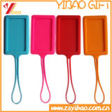 New Design PVC Soft Luggage Tag Personalized Luggage Tags