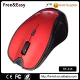 Comfortable Shape Notebook 4D 2.4G Wireless Mouse