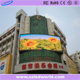 P25 Outdoor Fixed Full Color LED Display in Romania