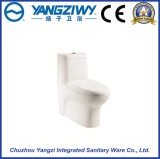 Small Size Siphon Jet Piece Toilet