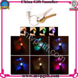 Bulb Keyring with Rainbow LED Key Keyring Promotion Gift
