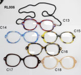 New Idea Colorful Acetate Handmade Magnify Glasses