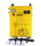 100W off Grid Home Solar Energy Generator for Home Appliances
