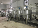 Complete Milk Production Line with Bag Packing