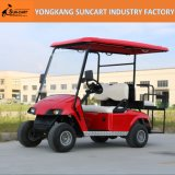 2017 New Model 4 Seater Electric Golf Cart, Utility Hunting Golf Cart, 4 Wheels Electric Car