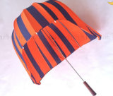 Custom Windproof Advertising Promotional Helmet Apollo Umbrella
