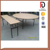 6FT Folding Portable Catering Rectangle Round Square Table (BR-T)