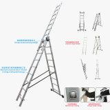Aluminum Multipurpose Combinational Step Ladder