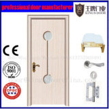 European Style Colors Available PVC Surface Wooden Interior Door