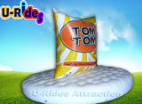 Potato chips Inflatable advertising product