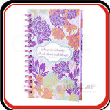 Custom Spiral A4 Size School Notebooks Printing