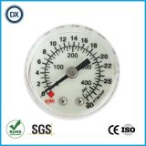 002 Medical Stainless Steel Pressure Gauge Connection
