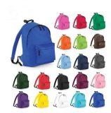 Candy Color Arrival Promotional Polyester Shoulder Bag School Backpack
