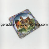 Lisboa Promotion Blank Natural Wood Coaster