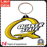 Best Price PVC Rubber Keychain with Customized Shape