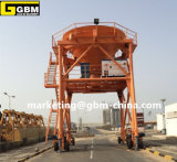 Movable Port Hopper Unloading Cement