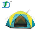 Glass Tent Outdoor 6-10 Persons Camping Tents From China Factory