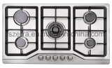 Hot Sell Stainless Steel Built-in Gas Hob Stove Jzs85209