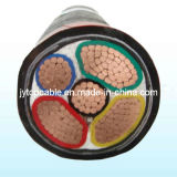0.6/1kv 3+2 Core PVC Insulated Steel Tape Armored Power Cable