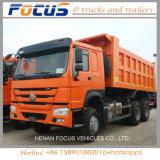 336HP 371HP Sinotruk HOWO 6X4 Heavy Duty Dump Truck/Tipper