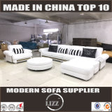 Hot Sale Chesterfield Leather Sofa (Lz069)