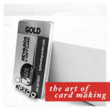 Low Price Wholesale Matte Glossy Frosted Finish PVC Plastic Gift Card with Chip