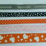 Wholesale Printed Grosgrain Decoration Ribbons (CGR-2012)