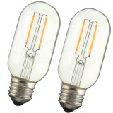 T45 E27 4W COB Retro Vintage Edison Warm White 120lm Light Lamp Bulb AC110V AC220V
