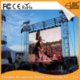 Outdoor Full Color Flexible LED Display Screen P8.9