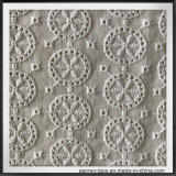 Cotton Eyelet Lace Embroidery Lace Eyelet Cotton Lace for Clothing