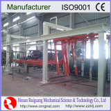 Automatic Ground Turnover AAC Plant Cutting Equipment