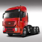 6X4 380HP Iveco Hongyan Genlyon Tractor Truck
