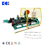 Fully Automatic Double Unit Wire Barbed Making Machine