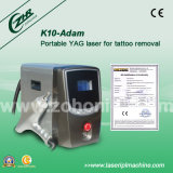 ND: YAG Q-Switch Laser Portable Beauty Equipment (K10)