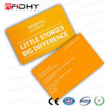 NFC Business / Marketing Cards Ntag216