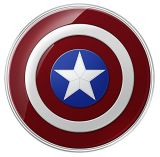 Captain America Wireless Charger with Good Quality and Best Price