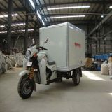 New Gasoline Three Wheeled Cabin Cycle with CCC Certificate and Big Cargo Container