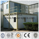 20ft Prefab Container House with CE Certificate for Sale