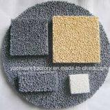 ISO & BV Certified Porous Sintered Ceramic Foam Filter (Silicon Carbide, Alumina, Zirconia, Magnesia)