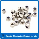 Factory Supply Top Quality Hex Blue Nylon Lock Nut